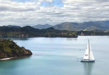 Bay of Islands © Sail NZ