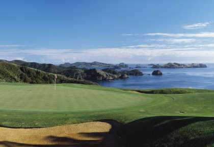 Golf de Kauri Cliffs