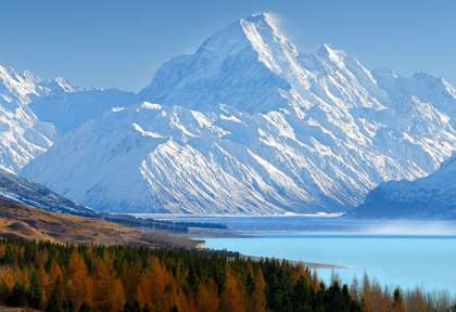 Parc National Aoraki Mt Cook