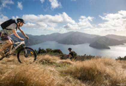 Marlborough Sounds VTT