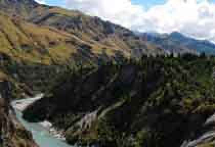 Queenstown Dart Valley