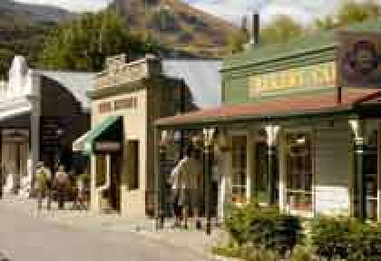 Queenstown Arrowtown