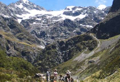 Arthur's Pass Bealey Valley