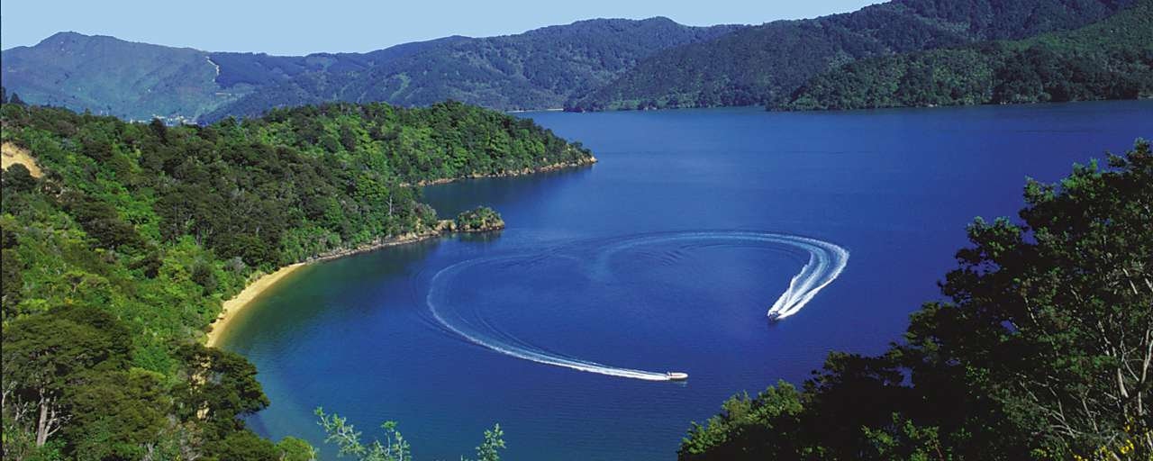 Marlborough Sounds Love Sounds